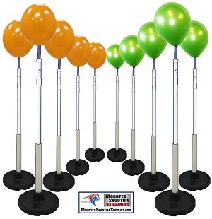 Target Bases and Balloon Poles - Set 10