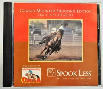 Mounted Shooting Horse Training Audio CD
