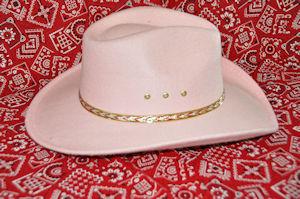 Wrangler Cowgirl Hat