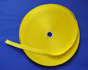 Bright Yellow Trim, Sold by The Foot