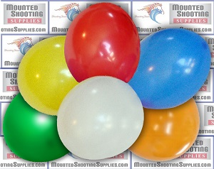 4000 Event Balloons - 9 inch  Choose Two Colors