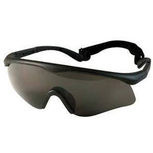Eye Protection for Mounted Shooters