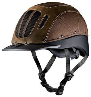 Helmet for Mounted Shooters