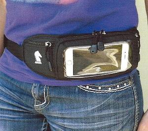 Horseback Phone Pack