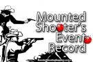 Mounted Shooters Event Record Book