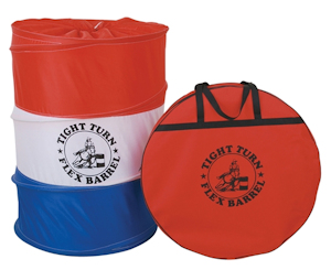 Convenient Patented Collapsible Barrel with Carry Bag